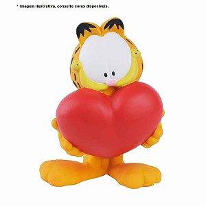 Brinquedo de Latex Garfield - Aprox. 12cm