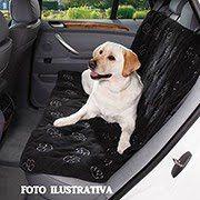 Capa Protetora Banco Traseiro Impermeável - Dog Classic