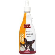 Banho Seco +Cote 500ml  (cães e gatos)