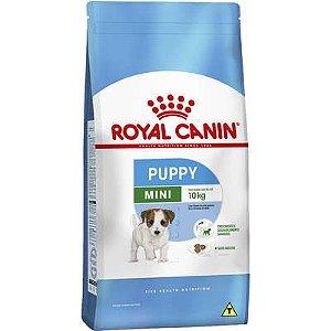 Ração Royal Canin Mini Junior para Cães Filhotes de Raças Pequenas de 2 a 10 Meses de Idade 7,5kg