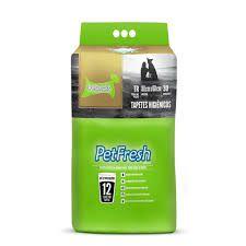 Tapete Higiênico Pet Fresh 30 unidades 60x50 com Perfume (Dura 2 dias)