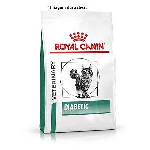 Ração Royal Canin Feline Diabetic para Gatos Adultos com Diabetes 1,5kg