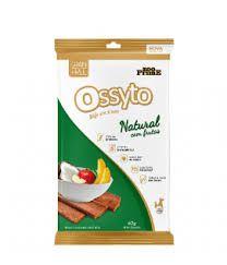 Bifinho em Tiras Ossyto Natural com Frutas - 60g