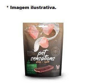 Bifinhos Pet Sensations Sabor Frango e Iogurte para Cães 65gr