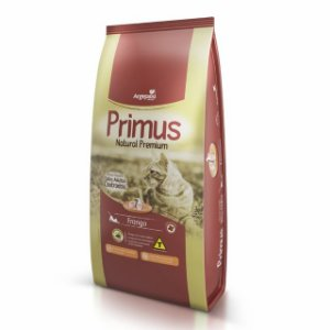 Ração Primus Natural Premium Frango Castrados 10,1kg