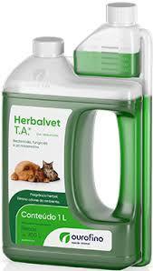 Herbalvet T.A. 1L (Bactericida, Fungicida e Protozoaricida)