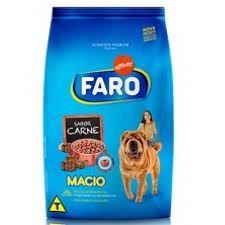 Ração affinity  Faro Macio Cães Filhotes e Adultos Carne 900gr
