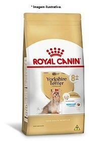 Ração Royal Canin para Cães Adultos Yorkshire Terrier 8+ 2,5kg