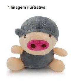 Brinquedo de Pelucia Meu Pet Porquinho (aprox.15cm)
