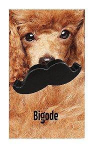 Brinquedo para Cães Modedor Chupeta Bigode