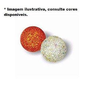 Brinquedo Gatos Bola mini com sino 2 unidades.