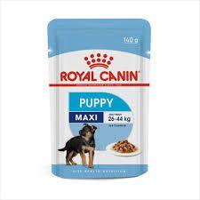 Ração Úmida Royal Canin Sachê para Cães Puppy Max Adulto 140gr