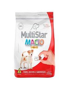Petisco Premium Multi Star Macio Cães Adulto 350gr
