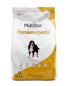 Ração Premium Especial Multi Star Cães Adulto 15kg