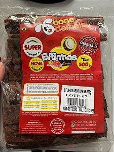 Bifinho Para Cães sabor Carne BoneDemais 500gr