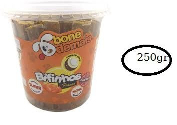 Bifinho Para Cães sabor Frango BoneDemais  250gr