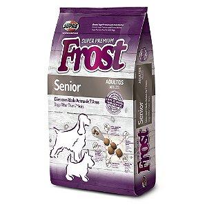 Ração Frost Adult Senior Cães Todas as Raças 15kg