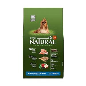 Ração Affinity Guabi Natural Cães Adulto Raças Mini e Pequenas Salmão e Cevada 10,1kg