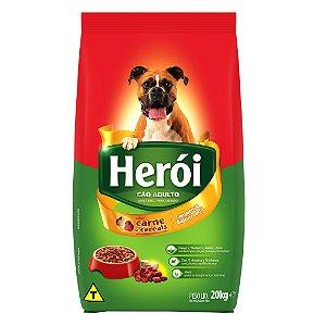 Ração Affinity Herói Carne e Cereais para Cães Adultos 20kg