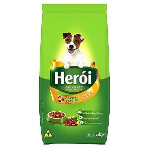 Ração Affinity Herói Carne e Vegetais para Cães Adultos 25kg