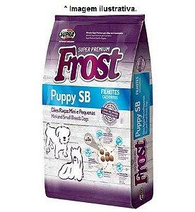 Ração Super Premium Frost para Cães Filhotes de Raças Mini e Pequenas 10,1kg