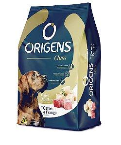Ração Origens Class Premium Especial Cães Adultos Raças Médias e Grandes – Carne & Frango 15kg