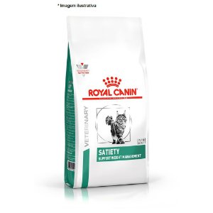 Ração Royal Canin Feline  Satiety para Gatos Obesos 4kg