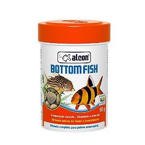 Ração para Peixe Botton Fish Alcon 50gr