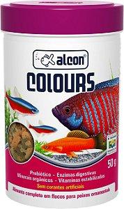 Ração Colours Alcon 50gr