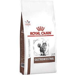 Ração Royal Canin Feline Gastro Intestinal para Gatos com Doenças Intestinais 4kg
