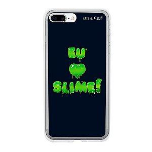 Capinha de Celular Eu <3 Slime