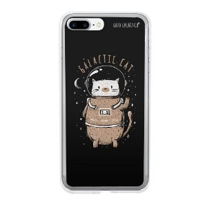 Capinha de Celular Space Cat