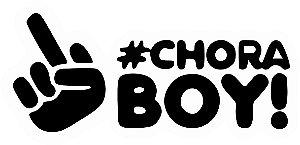 ADESIVO CHORA BOY!