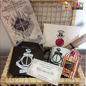 Kit Delícia Harry Potter ( 8 itens)