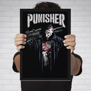 Poster Justiceiro - A4