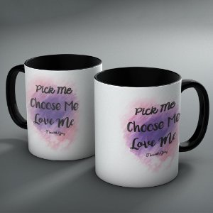 Caneca Grey's Anatomy - Pick Me