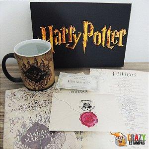 Kit Mágico Harry Potter - Com Caneca mágica