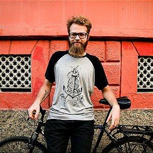 Tshirt Raglan Piratas de Bici