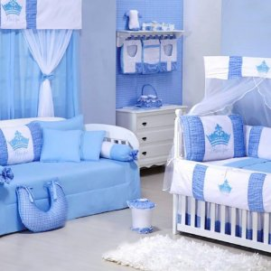 Quarto para Bebê Príncipe
