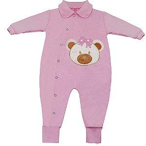 Macacão Para Bebê Ursinho