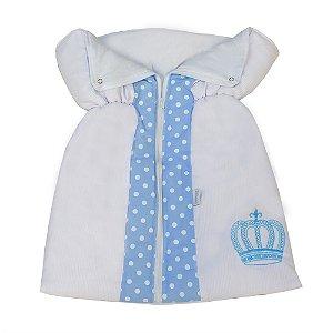 Porta Bebê Rei Azul