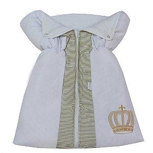Porta Bebê Rei Palha Listrado