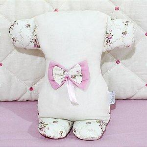 Travesseiro Soninho Alicia Floral Luxo