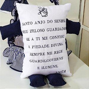 Travesseiro Soninho Marinheiro Azul