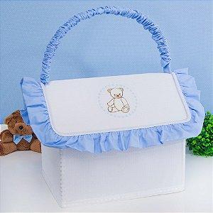 Farmacinha Teddy Lovely Azul Bebê