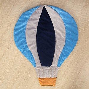 Tapete Balão Azul