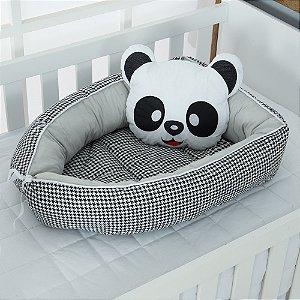 Ninho Redutor de Berço Panda 2 Peças
