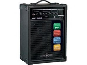 Caixa Amplificada Frahm MF200