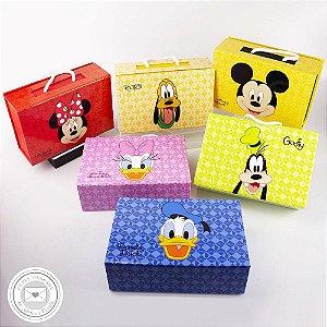 Maleta Kit Tela - Turma do Mickey