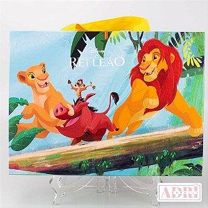 Mala de Atividades Básica - Rei Leão
